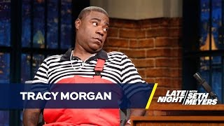 Tracy Morgan Rolled a Joint with Jesus