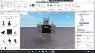 Roblox: How to make a Stone Statue!