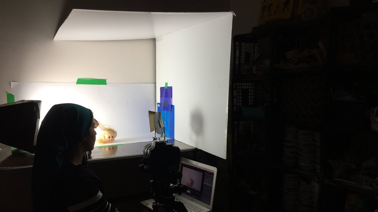 Lighting For My Stop Motion Animations