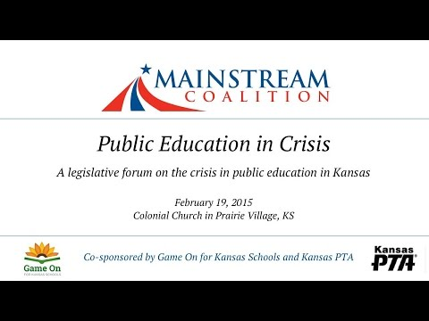 Public Education in Crisis: Edited Broadcast Feed
