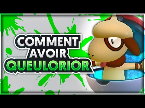 TUTO ASTUCE POKÉMON GO COMMENT AVOIR QUEULORIOR ! thumbnail