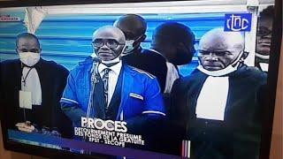 05/03/21 RDC: PROCÈS SUR LA GRATUITÉ DE L'ENSEIGNEMENT