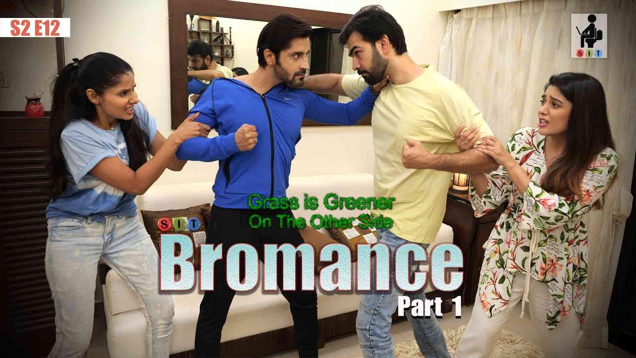 Download SIT | BROMANCE | GIG | S2E12 Part 1 | Chhavi Mittal | Karan V Grover | Pracheen Chauhan | Pooja Gor