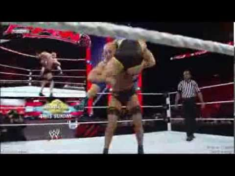 Wwe Antonio Cesaro Signature Move Giant Swing Youtube