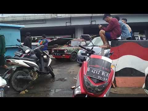 Jakarta barat ( Grogol ) tenggelam