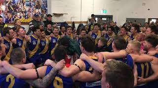 VFL Team song - prelim final
