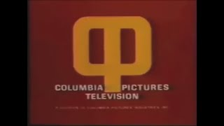 Columbia Pictures Television Logos (Low Tone)