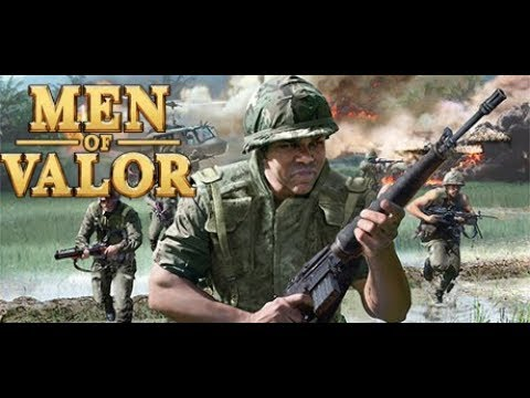 Men of Valor 01 - Welcome to 'Nam