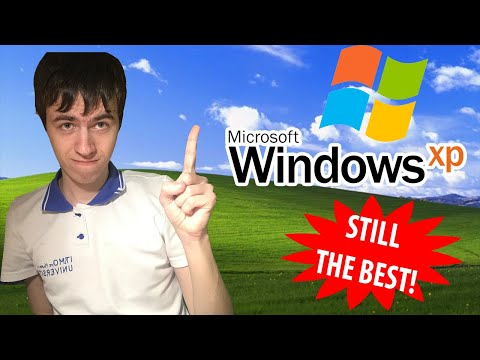 Выживание на Windows XP в 2020 году