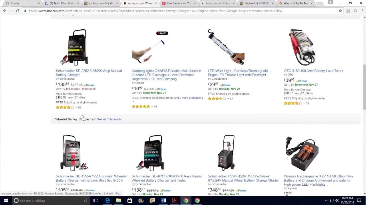 amazon sell stuff