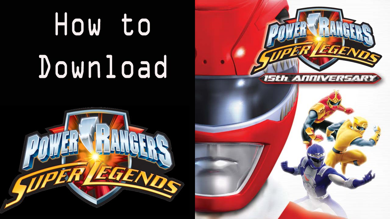 Download power rangers game for android free youtube.