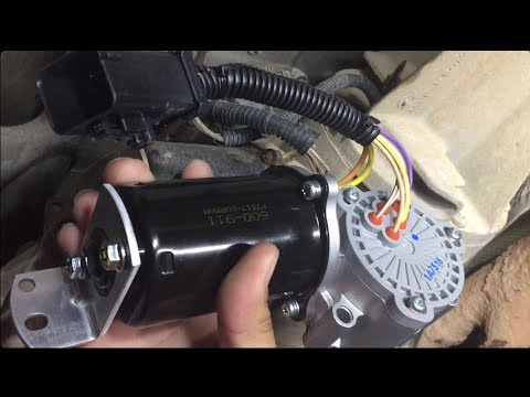 How To Fix The 4×4 On A 2004-2012 Ford F-150