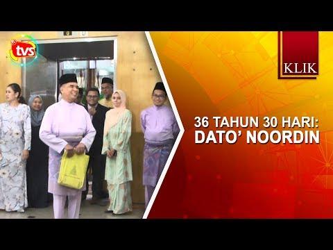 36 tahun 30 hari: Dato' Noordin