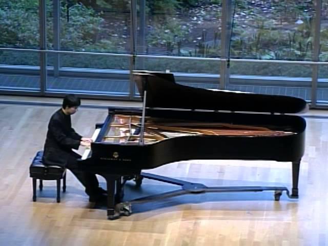 Sung-Soo Cho: E. Granados Los Requiebros from Goyescas, Op. 11