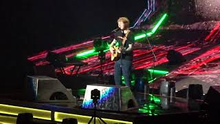 Ed Sheeran - Galway Girl (Live Dallas, TX at American Airlines Center August 18, 2017)