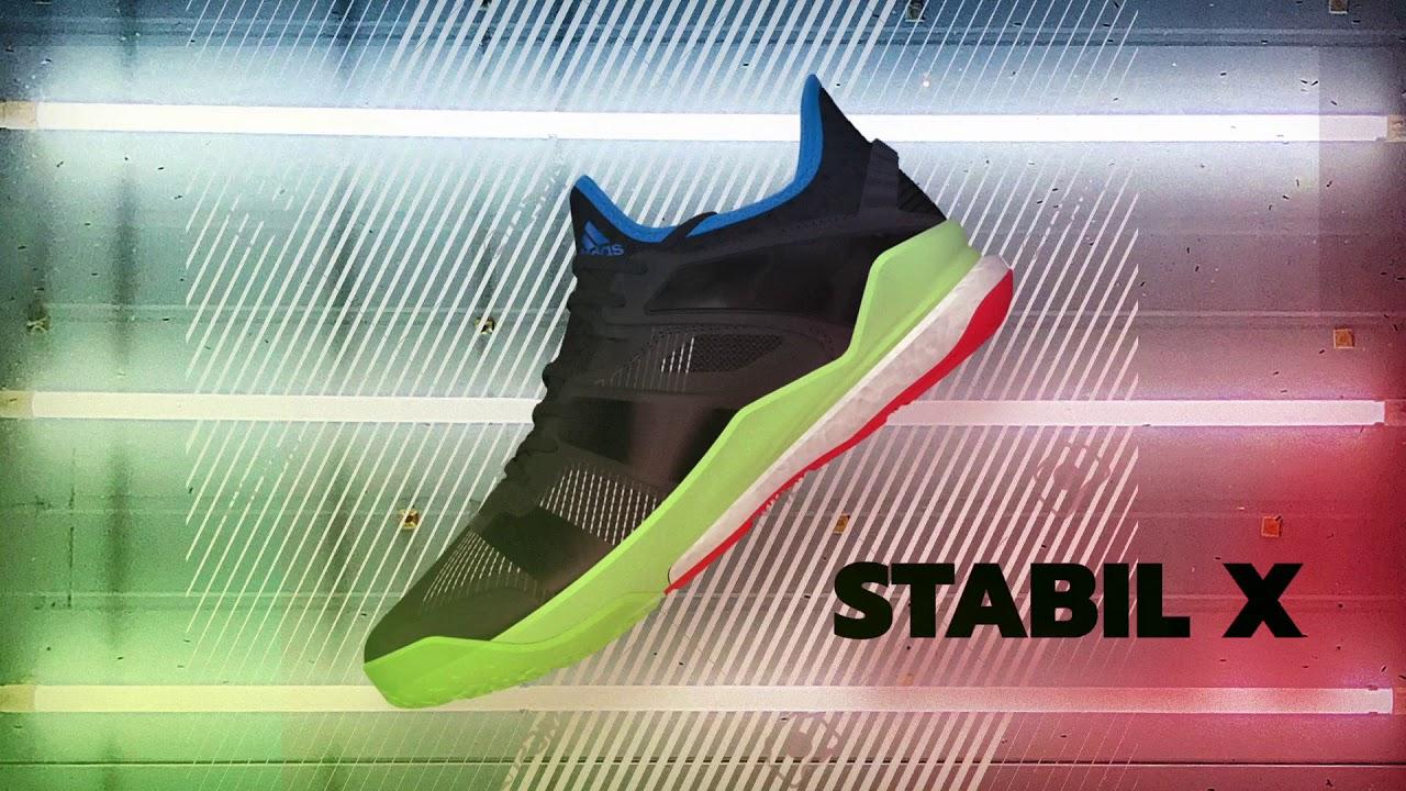 stable quality high fashion cheaper adidas Stabil X 2019