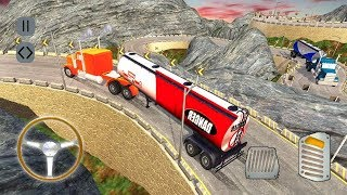 Oil Tanker Truck Games 3D (by LagFly) Android Gameplay [HD]