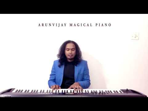 Deiva Sneham Varnichidan | Arunvijay Magical Piano | Soulful Instrumental Music