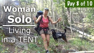 Hiking Back to Car and Working on Spirit Stick 8/10 days - Our Journey :: Episode #74