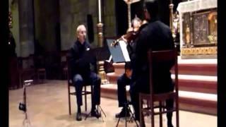 TRIO MIRABELL: Paolo Gavelli, csakan --  Antonio Dellacà, viola  -- Marco Adorna, chitarra -(1)