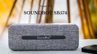 SoundBot SB574 Bluetooth Speaker - Sound Test