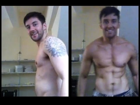 2 weeks fish and broccoli diet AMAZING results 18th Nov to 2nd Dec