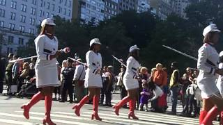 PANAMA EN NUEVA YORK. DESFILE DE LA HISPANIDAD 2012