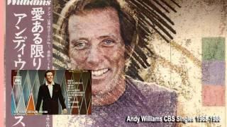 andy williams CBS singles 1967-19801-8