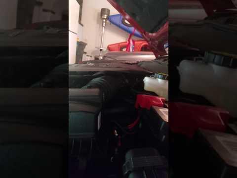 2017 Fusion Sport - Torque Solutions Mustang BOV