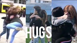 I migliori abbracci di musically | hug Compilation Video