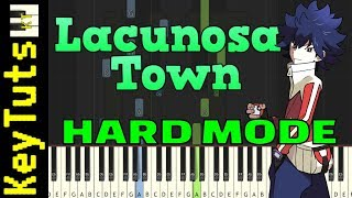 Learn to Play Lacunosa Town from Pokemon Black and White - Hard Mode