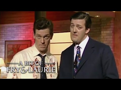 A Bit of Fry & Laurie: Best Bits | BBC Comedy Greats
