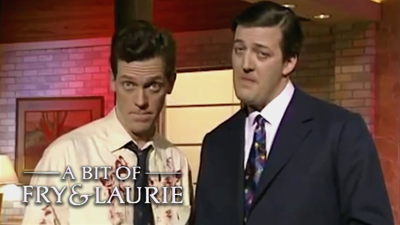 Download A Bit of Fry & Laurie: Best Bits   BBC Comedy Greats