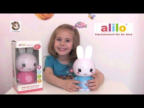 Alilo Honey Bunny 🐰 der besondere MP3 Player für kleine Kinder + Verlosung