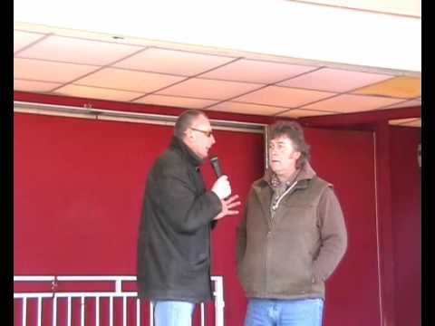 Kevin Wheatcroft Interview at Save Donington Part 1