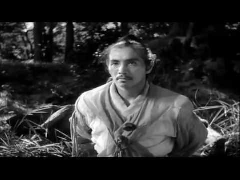 Escucho / alguien llora / ¿quién es? / Mi propio llanto. (Rashomon - Kurosawa)