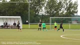 D-Jugend: VfB Auerbach II - Spvgg Heinsdorfergrund 2:2 (2:1) am 27.06.2015