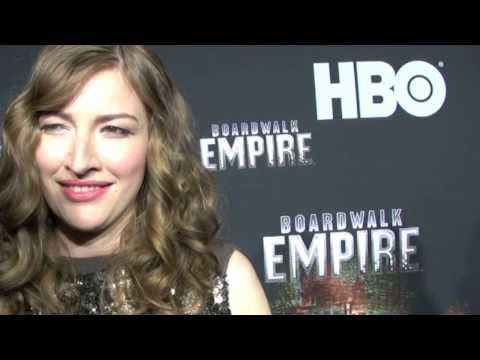 Kelly MacDonald aka Margaret Schroeder in HBO's 'Boardwalk Empire' at the NYC premiere 09/15/10