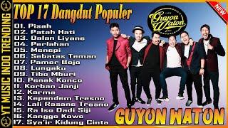 Guyon Waton Full Album Terbaru 2021 Guyon Waton Pisah Dangdut Koplo Terpopuler 2021 MP3