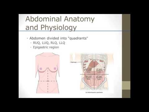 Abdominal Emergencies for the EMT