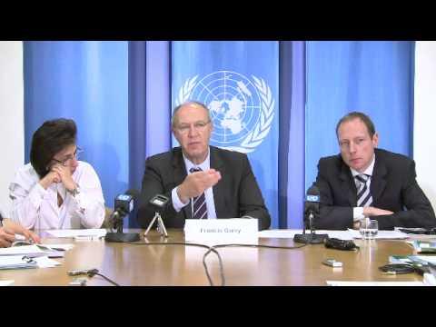 World IP Indicators 2012 - Press Conference