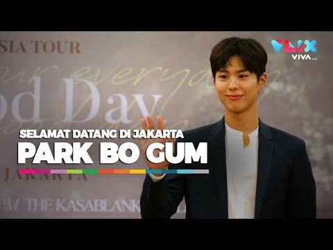 FULL Park Bo Gum Fans Meeting Asia Tour Jakarta 2019