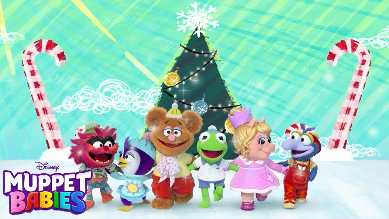 Muppet Babies 2021 A Very Muppet Babies Christmas A Very Muppet Babies Christmas Music Video Muppet Babies Disney Junior Youtube