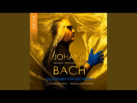 Orchestral Suite No. 1 in C Major, BWV 1066: I. Ouverture
