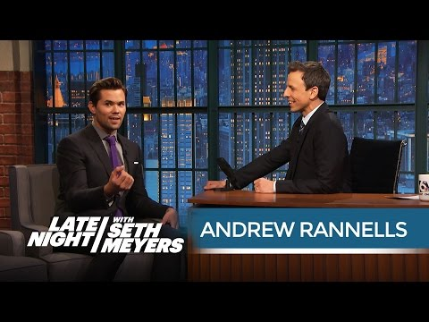 Girls Star Andrew Rannells Reveals the Challenges of Shooting a Handjob Scene