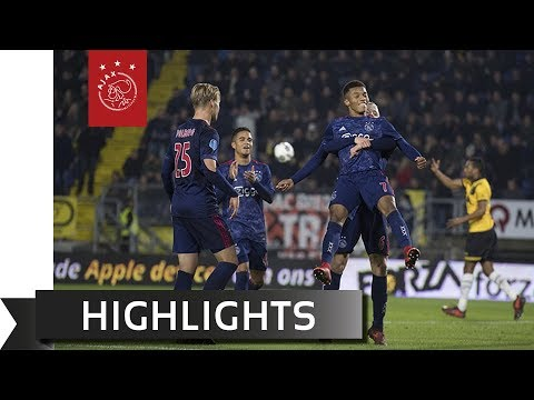 Highlights NAC Breda - Ajax