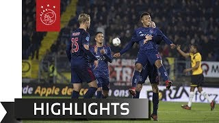 Highlights NAC Breda - Ajax