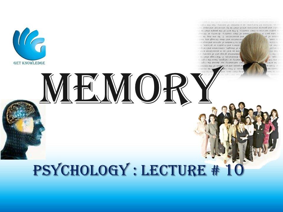 psychology memory Department of psychology 406 schermerhorn hall, 1190 amsterdam ave, mc 5501 new york, ny 10027.