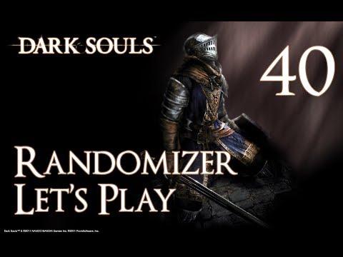 Dark Souls - Randomizer Let's Play Part 40: Kalameet, Protector of Buttholes