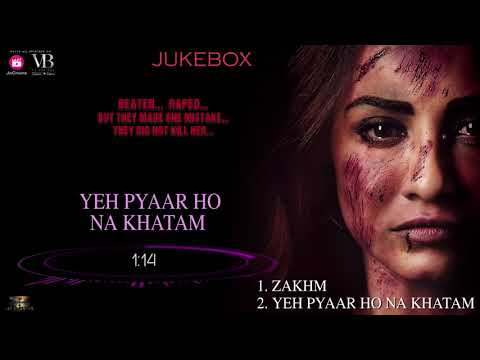 Zakhmi  | Jukebox | A Web Original By Vikram Bhatt | VB On The Web